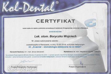 dentysta boryczko